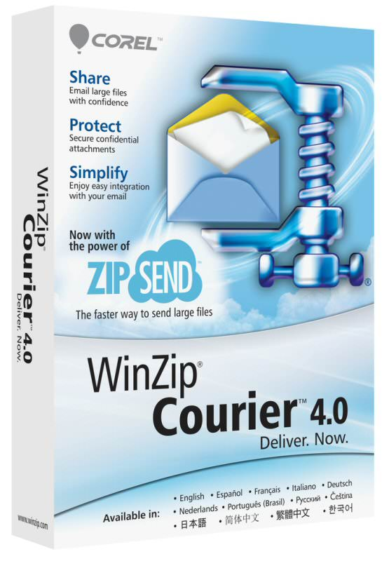 WinZip Courier picture