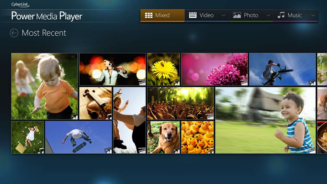 CyberLink Power Media Player picture or screenshot