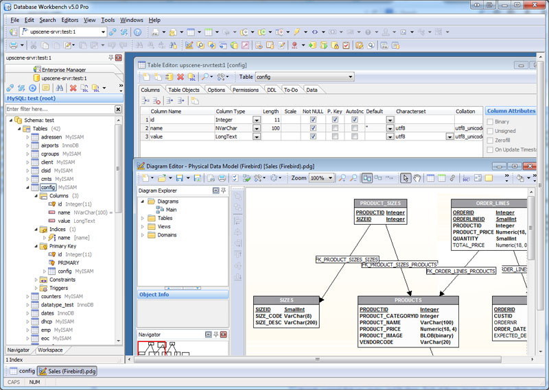 Database Workbench picture