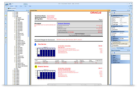Oracle Documaker picture or screenshot