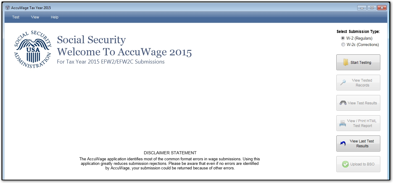 AccuWage picture or screenshot