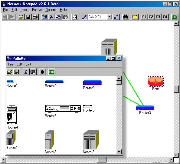 Network Notepad Professional picture