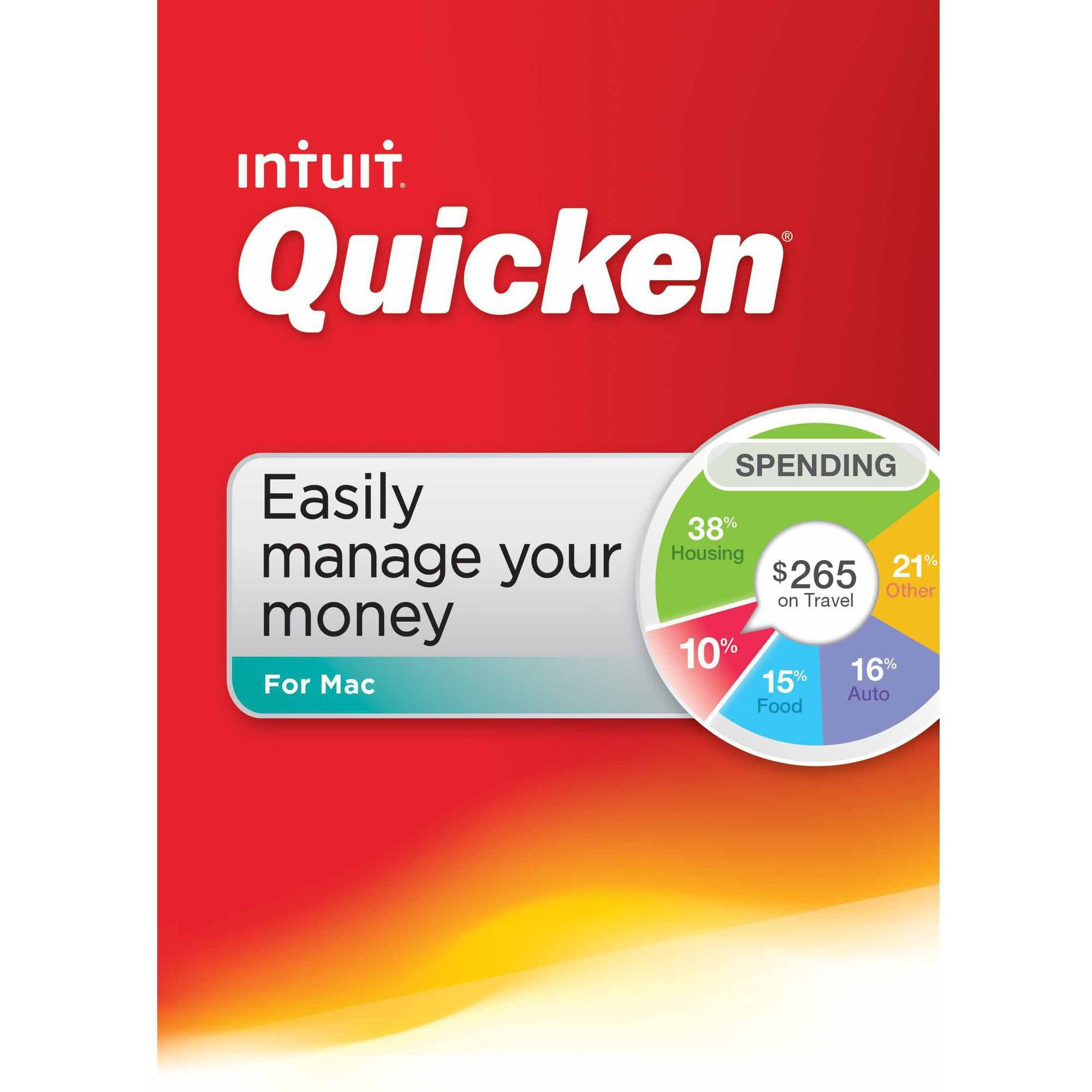 Quicken for Mac picture