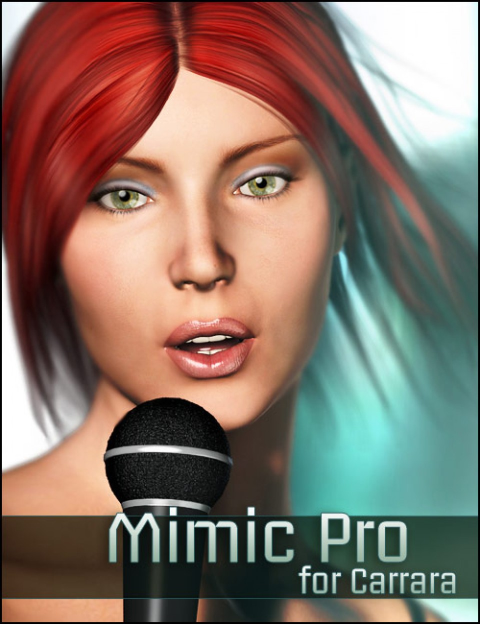 DAZ 3D Mimic picture