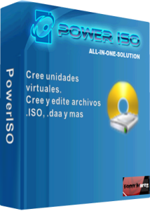 how to create iso files on poweriso
