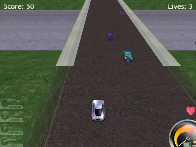 Highway Pursuit picture or screenshot
