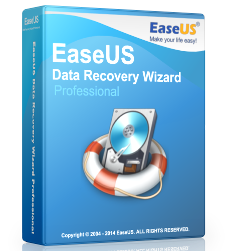 EaseUS Data Recovery Wizard picture or screenshot