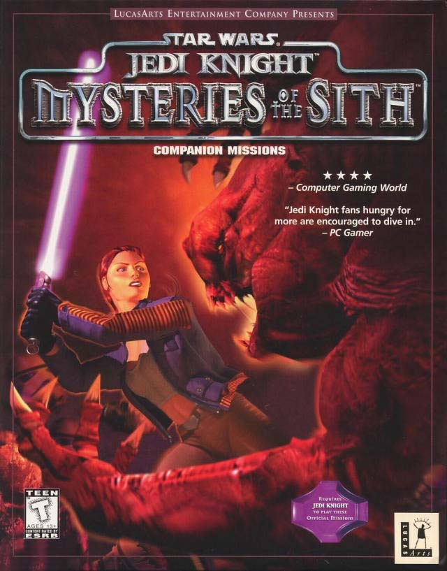 Jedi Knight: Mysteries of The Sith picture