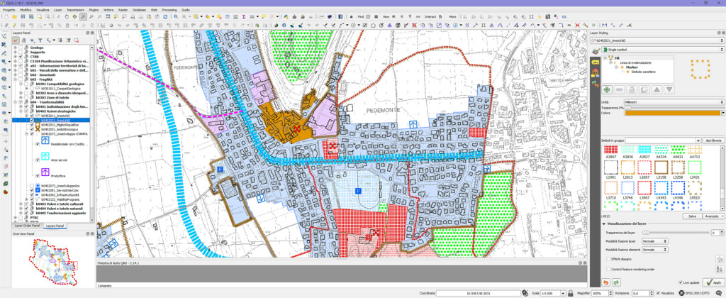QGIS picture or screenshot