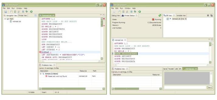 ZBI Developer picture or screenshot