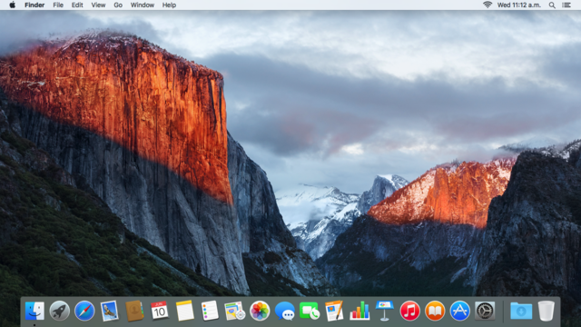 Mac OS X picture
