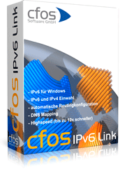 cFos IPv6 Link picture or screenshot