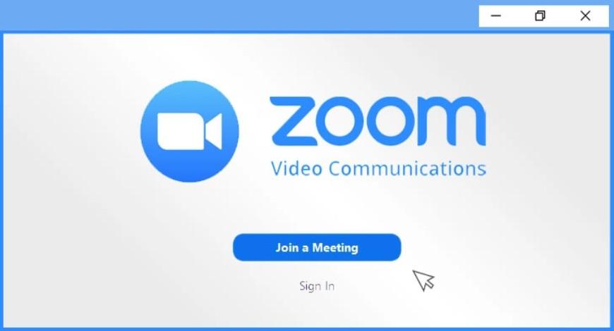 Zoom Meetings file extensions