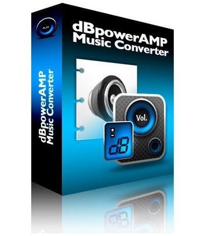 dBpoweramp family suite picture