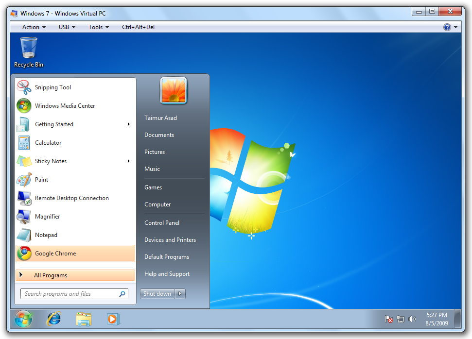 Windows virtual pc microsoft virtual pc file extensions for Latest windows for pc