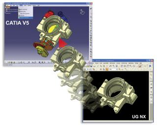 CATIA MultiCAx plug-in picture or screenshot
