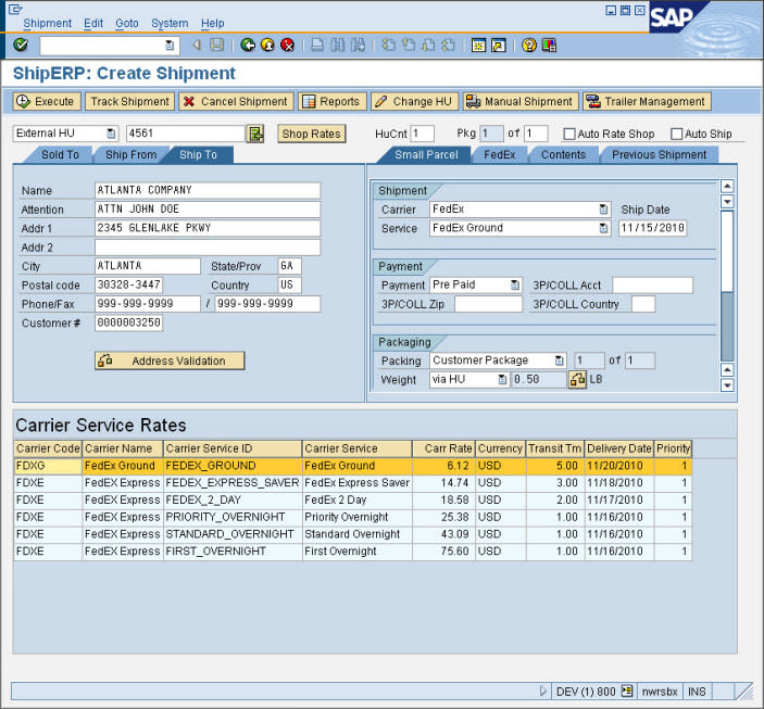 Sap Erp File Extensions