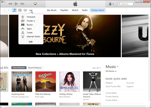 Apple iTunes for Windows picture