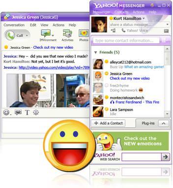 Yahoo Messenger Chat Yahoo-instant-messenger