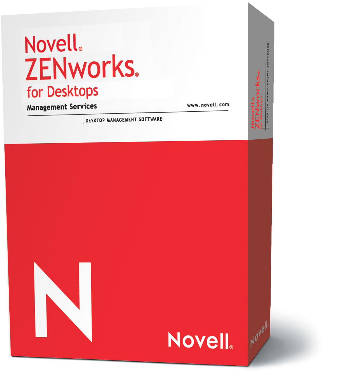 Novell ZENworks Suite picture or screenshot