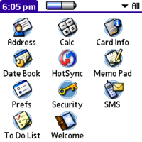 Palm OS picture