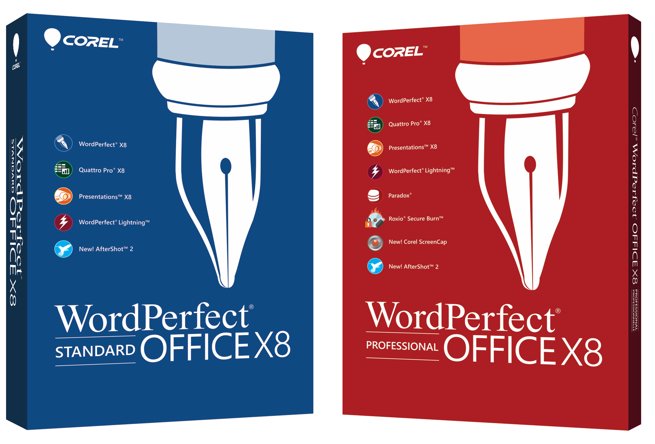 Corel WordPerfect Office picture
