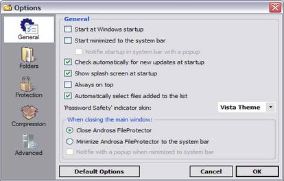 Androsa FileProtector picture or screenshot