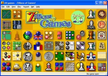 Zillions of Games picture or screenshot