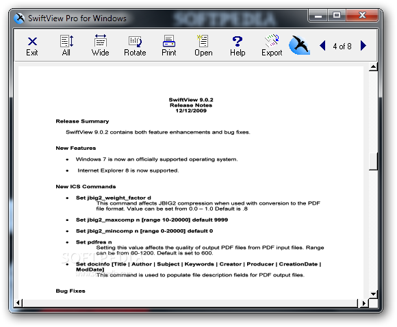 SwiftView picture or screenshot