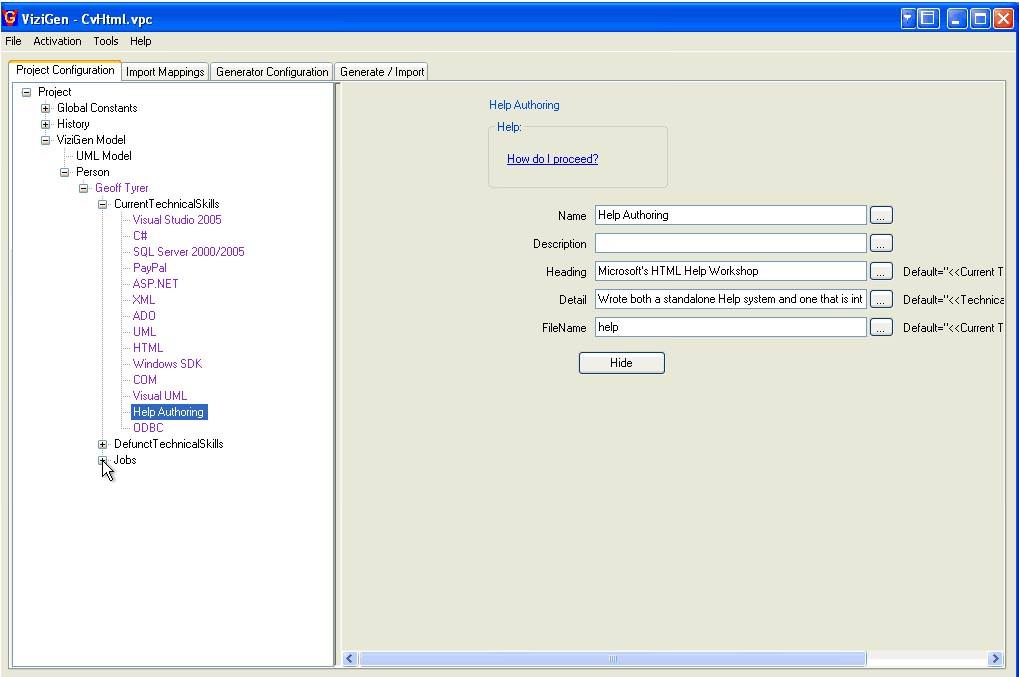 ViziGen picture or screenshot