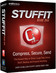 StuffIt Deluxe picture