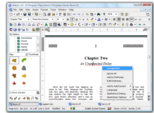 Atlantis Word Processor picture or screenshot