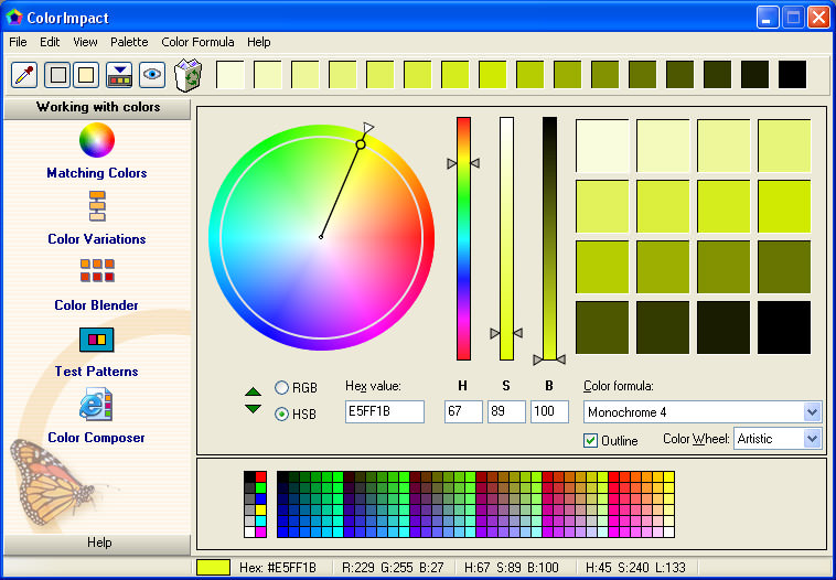 ColorImpact picture or screenshot