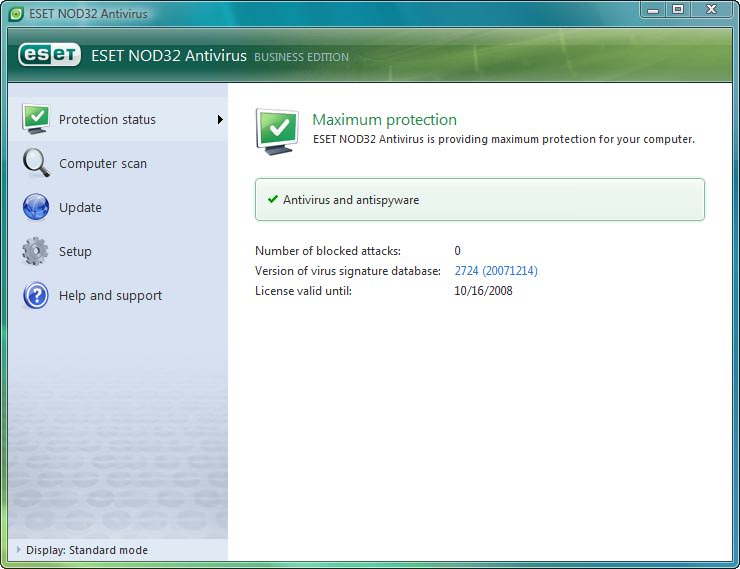 ESET Nod32 Antivirus picture