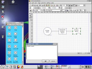 Kivio picture or screenshot