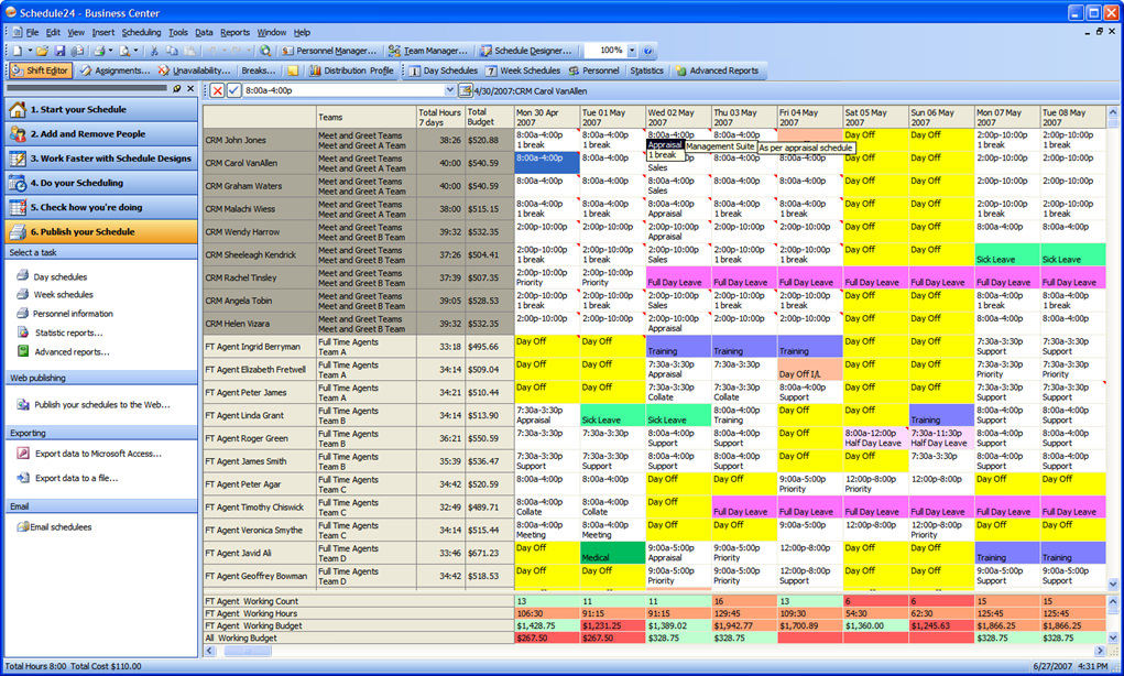 Schedule24 Professional picture