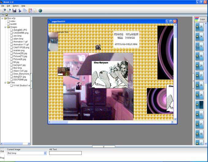 Webit picture or screenshot