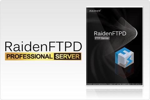RaidenFTPD picture or screenshot