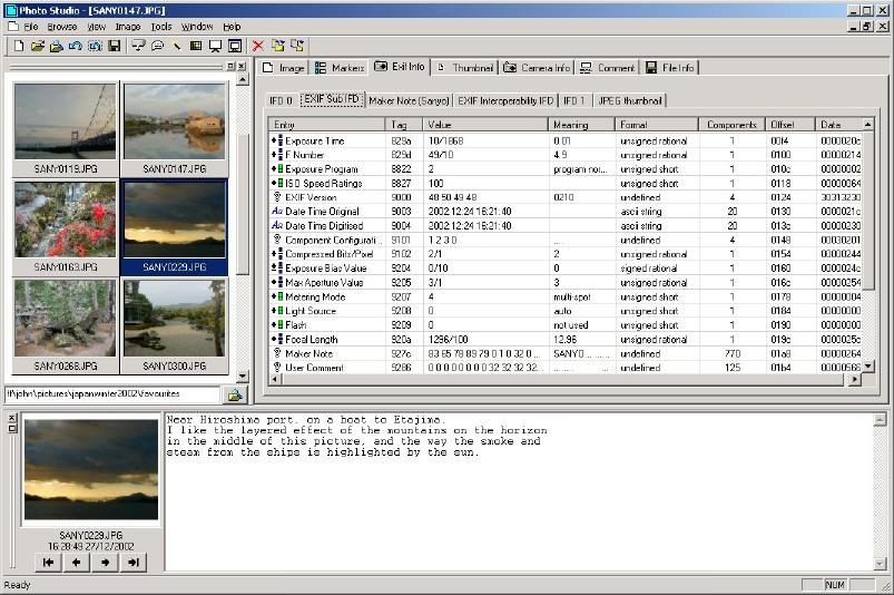 Photo Studio picture or screenshot