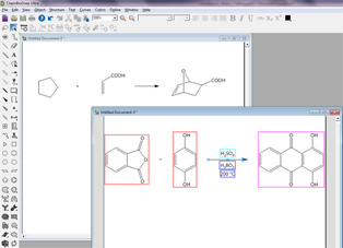 ChemDraw picture