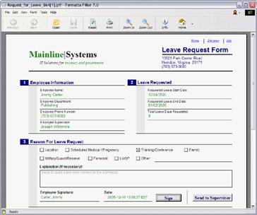 Formatta Filler picture or screenshot