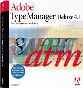 Adobe Type Manager Light picture or screenshot