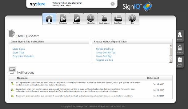 SignIQ Enterprise Edition picture or screenshot
