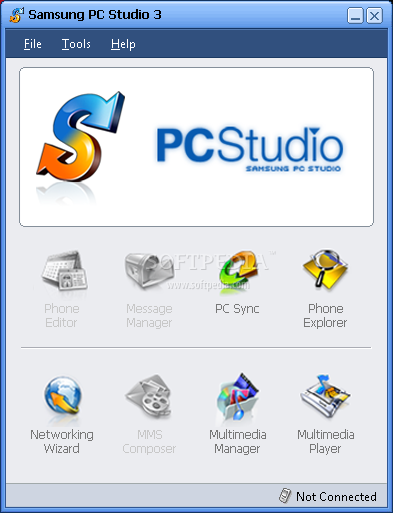 Samsung PC Studio picture