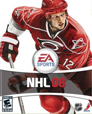NHL 08 picture or screenshot