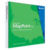 MapPoint picture or screenshot
