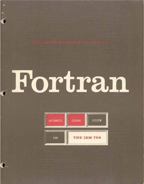 Fortran picture or screenshot