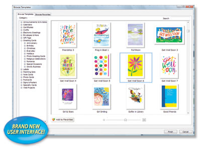 Greeting Card Factory Deluxe picture