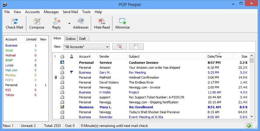 POP Peeper picture or screenshot