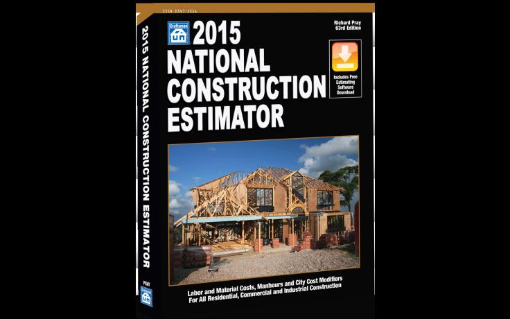 National Construction Estimator picture or screenshot